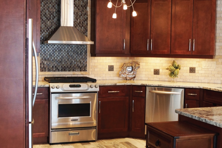 Choice Cabinetry Flintstone Marble And Granite