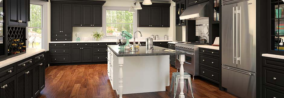 Forevermark Cabinetry Flintstone Marble And Granite