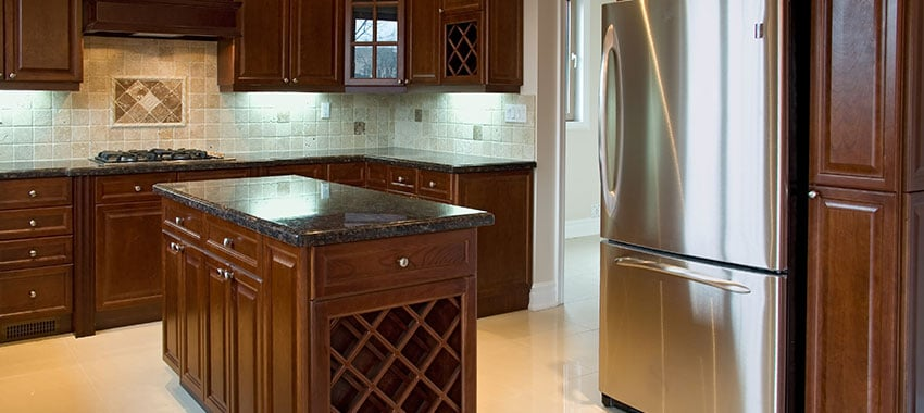 The Most Commonly Used Granite Counter tops Colours | Flintstone ...