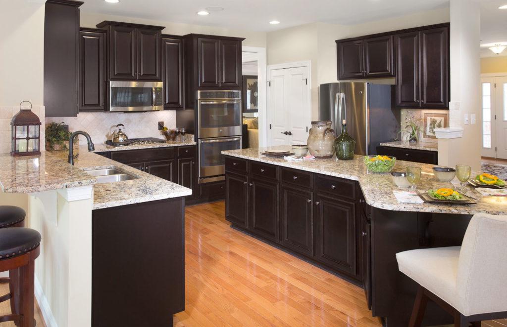 Timberlake Cabinetry Flintstone Marble And Granite