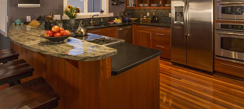 What To Consider Before Installing A Kitchen Island Flintstone Marble And Granite