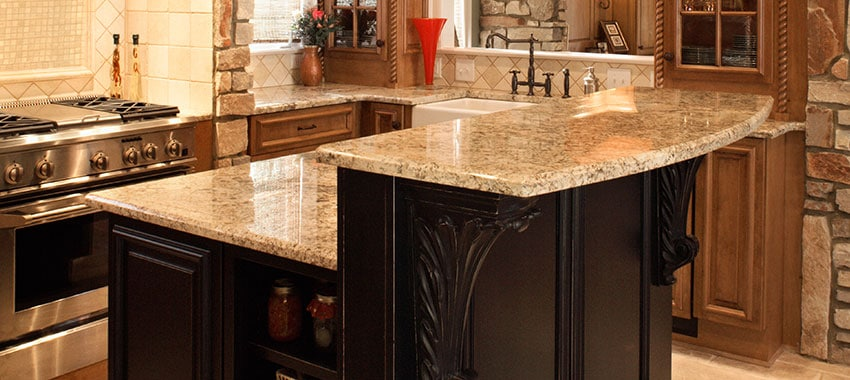 8 Reasons Why You Should Get A Granite Counter Top For Your Kitchen