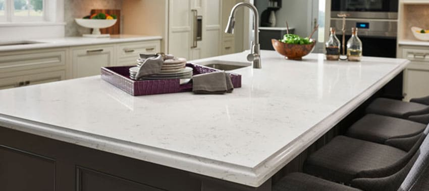 Is Your Quartz Kitchen Counter Top Heat Resistant Flintstone